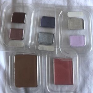 NARS blush,bronzer and eyeshadows